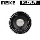(Ready Stock) Meike 35mm F1.7 For Fujifilm X Mount Only
